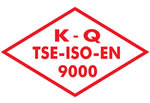 TSE-EN ISO9001 QUALITY MANAGEMENT SYSTEM SUCCESS AWARD FOR SUCCESSFUL APPLICATIONS