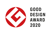GOOD DESIGN AWARD 2020